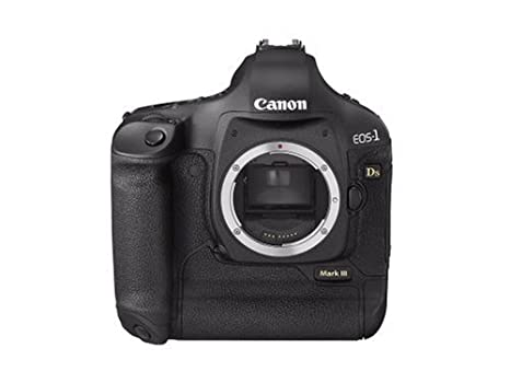 Canon EOS 1Ds Mark III - Cámara Réflex Digital (Cuerpo): Amazon.es ...
